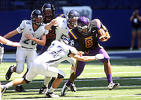 Football vs Central Catholic at Lucas Oil 8-27-11