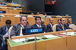 72 General Debate – 22 September <br /> <br /> <br /> <br /> Algerian Minister for Foreign Affairs, Ramtane Lamamra