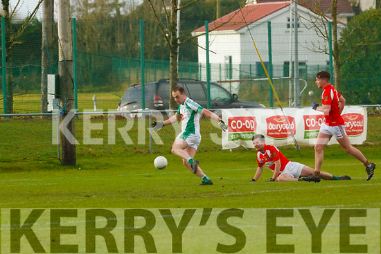 Andrew Barry Na Gaeil scores Na Gaeil second goal against Mullinahone in the Munster Junior Championship final on Sunday