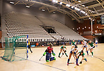 Almere - Zaalhockey Kampong-Push . Overzicht TopsportCentrum Almere.    COPYRIGHT KOEN SUYK