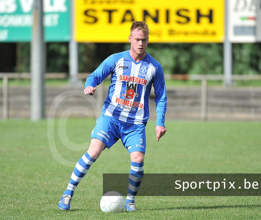 WS Oudenburg : Dylan Vanneste<br /> foto VDB / Bart Vandenbroucke