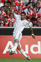 Angel Di Maria - 27.07.2012 - Benfica / Real Madrid - Coupe Eusebio ..Photo : Carlos Rodrigues / Icon Sport....