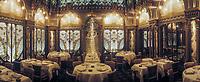 """Europe/France/Ile-de-France/Paris: """"BELLE-EPOQUE"""" - Restaurant """"la Fermette Marboeuf"""" 5 rue Marboeuf<br /> PHOTO D'ARCHIVES // ARCHIVAL IMAGES<br /> FRANCE 1990"""