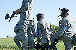 Air Force ROTC Paintball 2016