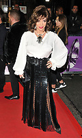 Dame Joan Collins at the Pride of Britain Awards 2017, Grosvenor House Hotel, Park Lane, London, England, UK, on Monday 30 October 2017.<br /> CAP/CAN<br /> &copy;CAN/Capital Pictures /MediaPunch ***NORTH AND SOUTH AMERICAS ONLY***