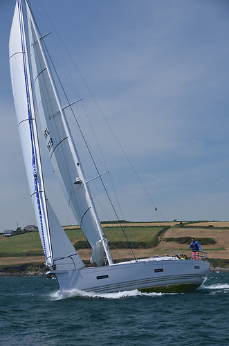 Kinsale Yacht Nadia