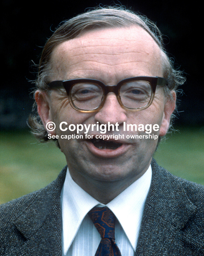 Mr JLB Deane, Bandon, Co Cork, Rep of Ireland, prominent layman, Church of Ireland, Anglican, 197806000189JLBD2.<br />