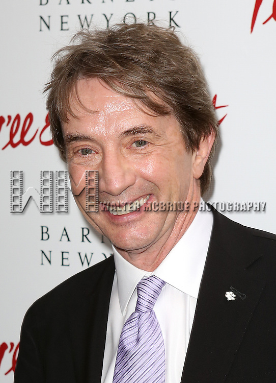 Martin Short  attending the Broadway Opening Night Performance of 'I'll Eat You Last' at the Booth Theatre in New York City on 4/24/2013