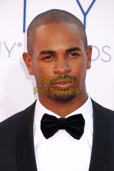 Damon Wayans Jr..The 64th Anual Primetime Emmy Awards - Arrivals, held at Nokia Theatre L.A. Live in Los Angeles, California, USA..September 23rd, 2012.emmys headshot portrait bow tie goatee facial hair black tuxedo white shirt.CAP/ADM/BP.©Byron Purvis/AdMedia/Capital Pictures.