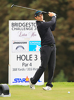 Marcel Schneider (GER) on the 3rd tee during Round 1 of the Bridgestone Challenge 2017 at the Luton Hoo Hotel Golf &amp; Spa, Luton, Bedfordshire, England. 07/09/2017<br /> Picture: Golffile | Thos Caffrey<br /> <br /> <br /> All photo usage must carry mandatory copyright credit     (&copy; Golffile | Thos Caffrey)