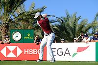 Martin Kaymer (GER) during the 2nd round of the Abu Dhabi HSBC Championship, Abu Dhabi Golf Club, Abu Dhabi,  United Arab Emirates. 17/01/2020<br /> Picture: Fran Caffrey   Golffile<br /> <br /> <br /> All photo usage must carry mandatory copyright credit (© Golffile   Fran Caffrey)