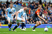George Byers of Swansea City in action during the Sky Bet Championship match between Blackburn Rovers and Swansea City at Ewood Park in Blackburn, England, UK. Sunday 5th May 2019