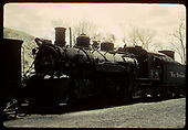 #498 possibly in Durango.<br /> D&amp;RGW  Durango ?, CO