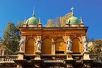 Ybl Bizarre - Budapest Hungary