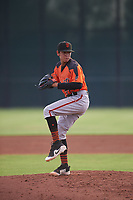 AZL Giants Orange starting pitcher Wilkelma Castillo (37) during an Arizona League game against the AZL Giants Black on July 19, 2019 at the Giants Baseball Complex in Scottsdale, Arizona. The AZL Giants Black defeated the AZL Giants Orange 8-5. (Zachary Lucy/Four Seam Images)