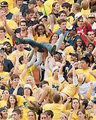 9/25/09 Michigan vs. Indiana football at Michigan Stadium.