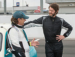 &nbsp;Howard Donald and Brian Johnson at  Silverstone for a track day  before the Silverstone Classic showdown this weekend photo by Brian Jordan<br /> <br /> Howard Donald of chart-toppers Take That, is the latest mega-star to be joining the stellar Celebrity Challenge Trophy grid racing at this summer&rsquo;s Silverstone Classic (28-30 July).<br /> &nbsp;<br /> Along with Gary Barlow and Mark Owen, Donald is one of the three enduring members of the idolised Manchester pop group &ndash; a super-band that to date has produced no fewer than 12 UK number one singles and seven best-selling albums.<br /> &nbsp;<br /> As well as being a member of the UK&rsquo;s most popular boy-band since the Beatles, Donald is a confirmed classic car fan. He owns several race-prepared icons from yesteryear and, when time allows, pursues his passion at non-competitive circuit track days. The Silverstone Classic showdown, however, will be his race debut.<br /> &nbsp;<br /> &ldquo;I&rsquo;m both nervous and excited &ndash; it&rsquo;s my first race and it&rsquo;s going to be great,&rdquo; he predicted. &ldquo;I have done a lot of track days in some of my cars and I have always asked myself the question &lsquo;why am I not racing?&rsquo;&hellip; and now I am!&rdquo;<br /> &nbsp;<br /> Donald will not just be &lsquo;racing&rsquo; but racing on the famous Silverstone Grand Prix circuit just a couple of weeks after Lewis Hamilton and his fellow F1 aces will have contested the British Grand Prix on the very same track.<br /> &nbsp;<br /> &ldquo;To be doing my first race at Silverstone is going to be absolutely amazing,&rdquo; he grinned. &ldquo;I have done track days around the Grand Prix circuit but racing is a completely different kettle of fish. It&rsquo;s going to be exciting, especially in a car I have never driven before.&rdquo;<br /> &nbsp;<br /> Come the Silverstone Classic, Donald will be lining up alongside a host of other famous faces all armed with equally-matched, race-tuned Austin 