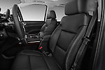 Front seat view of a 2015 GMC Yukon Xl Sle 5 Door Suv 2WD Front Seat car photos