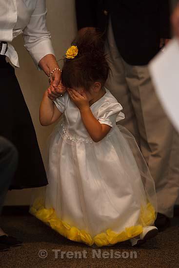 Maddie Quayle, Dave Scott wedding.Monday August 3, 2009 in South Jordan. elena zambrano