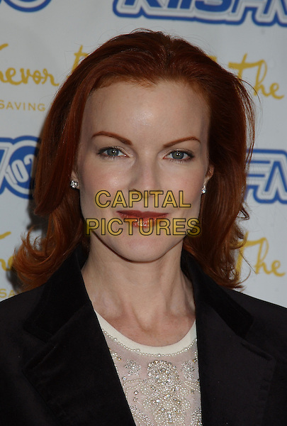 MARCIA CROSS.The Trevor Project's 'Cracked XMAS 7' held at the Wiltern LG..December 5th, 2004.headshot, portrait.www.capitalpictures.com.sales@capitalpictures.com.© Capital Pictures.