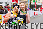 Fiona OConnor, 248 and Louise OConnor, 1401 who took part in the 2015 Kerry's Eye Tralee International Marathon Tralee on Sunday.
