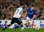 Jonjoe Kenny of Everton during the Europa League Group E match at Goodison Park Stadium, Liverpool. Picture date: September 28th 2017. Picture credit should read: Simon Bellis/Sportimage