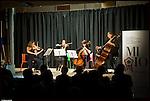 Rossini String Ensemble in concerto a Cascina Roccafranca in occasione di Mito per la città 2011.