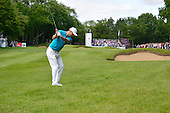 Martin Kaymer (GER) during round 2 of the 2015 BMW PGA Championship over the West Course at Wentworth, Virgina Water, London. 22/05/2015<br /> Picture Fran Caffrey, www.golffile.ie: