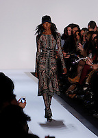 Mercedes-Benz Fashion Week Fall 2013