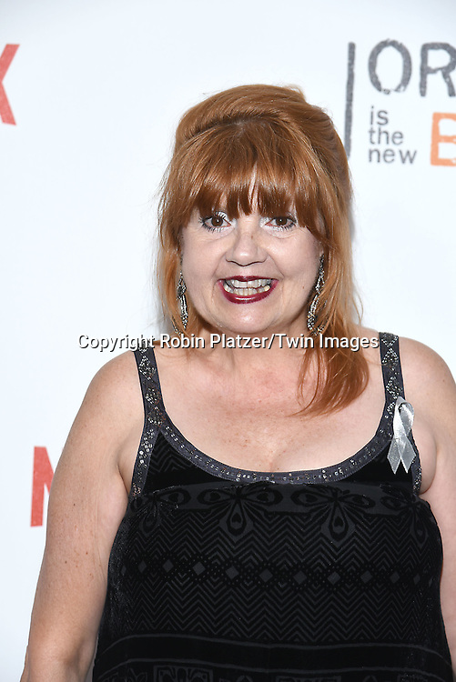 Annie Golden attends NexFlix's &quot;Orange is the New Black&quot; 4th Season New York Premiereon June 16, 2016 at the SVA Theatre in New York City, NY, USA.<br /> <br /> photo by Robin Platzer/Twin Images<br />  <br /> phone number 212-935-0770