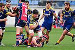 Tasman Makos v Otago, ITM Cup, 28 September 2014, Trafalgar Park, Nelson, New Zealand<br /> Photo: Ricky Wilson/www.shuttersport.co.nz