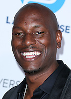 UNIVERSAL CITY, CA, USA - SEPTEMBER 30: Tyrese Gibson arrives at LA's Promise Gala 2014 held at the Globe Theatre at Universal Studios on September 30, 2014 in Universal City, California, United States. (Photo by Xavier Collin/Celebrity Monitor)