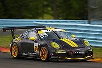 #65 ACI Motorsports, Porsche 991 / 2016, GT3G: Efrin Castro
