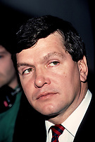 FILE PHOTO -  Franck McKenna, in 1990<br /> <br /> <br /> PHOTO :   Agence quebec Presse
