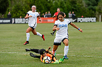 Somerset, NJ - Saturday Sept. 02, 2017: Sky Blue - PDA vs FC Virginia U-16/17 during the U.S. Soccer Girls' Development Academy inaugural match between the Sky Blue - PDA and FC Virginia at Red Bull Arena.
