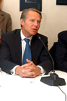 Roma 28 Settembre 2007.Hans Stråberg  .President and chief executive officer, Electrolux .http://www.electrolux.com.