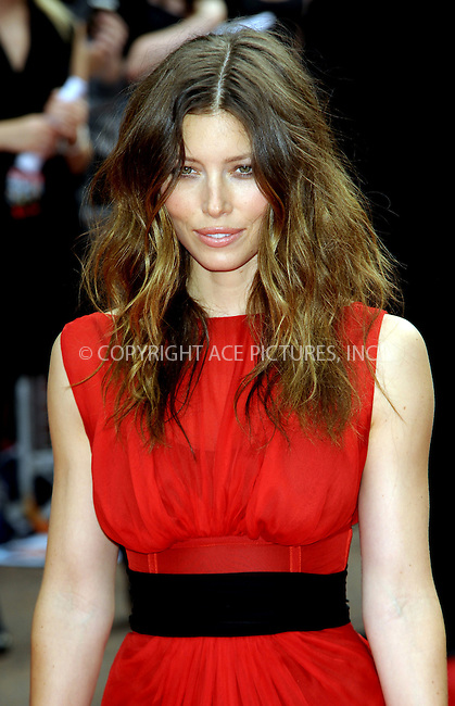 """WWW.ACEPIXS.COM . . . . .  ..... . . . . US SALES ONLY . . . . .....July 27 2010, London....Jessica Biel at the UK premiere of """"The A-Team"""" on July 27 2010 in London....Please byline: FAMOUS-ACE PICTURES... . . . .  ....Ace Pictures, Inc:  ..Tel: (212) 243-8787..e-mail: info@acepixs.com..web: http://www.acepixs.com"""