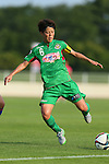 Saori Ariyoshi (Beleza), <br /> JULY 12, 2015 - Football / Soccer : <br /> 2015 Plenus Nadeshiko League Division 1 <br /> between NTV Beleza 1-0 AS Elfen Saitama <br /> at Hitachinaka Stadium, Ibaraki, Japan. <br /> (Photo by YUTAKA/AFLO SPORT)