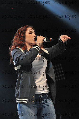 Katy B - performing live on the Main Stage on Day Two at the Radio 1 Big Weekend in Carlisle UK - Photo credit: George Chin/IconicPix