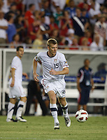 11 June 2011: CONCACAF Gold Cup soccer match between USA and Panama at Raymond James Stadium in Tampa, Fl. Panama 2-1 over the USA.