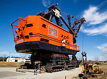 2014 Big Brutus -  Worlds Largest Electric Shovel