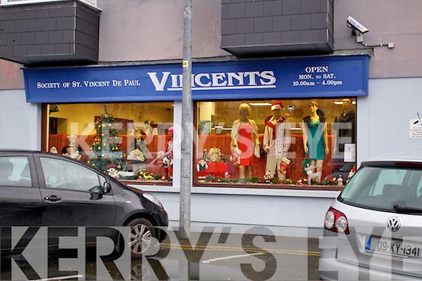 Vincents, Saint Vincent de Paul Shop in Killarney