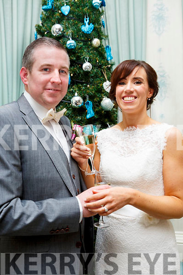O'Brien and Daly wedding, Ballyseede Castle Hotel.