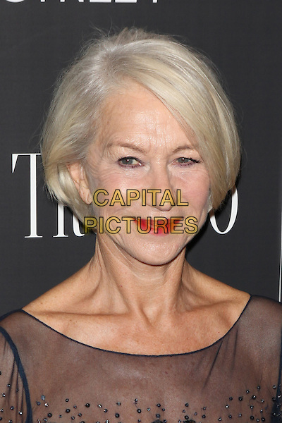 NEW YORK, NY - NOVEMBER 3: Helen Mirren at the special Bleecker Street screening of Trumbo at the MoMA TiTUS 2 in New York City  on November 3, 2015. <br /> CAP/MPI99<br /> &copy;MPI99/Capital Pictures