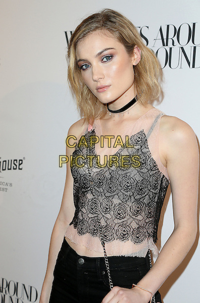 13 October 2016 - Beverly Hills, California - Skyler Samuels.   What Goes Around Comes Around (WGACA) Grand Opening held at What Goes Around Comes Around. <br /> CAP/ADM/FS<br /> &copy;FS/ADM/Capital Pictures