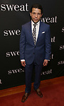 "Carlo Alban attends the after party for the Broadway Opening Night of ""Sweat"" at Brasserie 8 1/2 on March 26, 2017 in New York City."