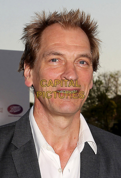 """Julian Sands.7th Annual BritWeek Festival """"A Salute To Old Hollywood"""" Launch Party held at the British Consul General's Residence, Los Angeles, California, USA..April 23rd, 2013.headshot portrait suit white shirt grey gray  .CAP/ADM/KB.©Kevan Brooks/AdMedia/Capital Pictures"""