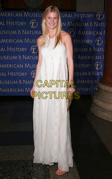 JACQUELINE SACKLER.The American Museum of Natural History's Annual Winter Dance celebrating the Desert Oasis theme, New York, NY, USA..February 16th, 2006.Photo: Jackson Lee/Admedia/Capital Pictures.Ref: JL/ADM.full length white dress.www.capitalpictures.com.sales@capitalpictures.com.© Capital Pictures.