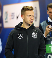 Joshua Kimmich (Deutschland, Germany)- 16.10.2018: Frankreich vs. Deutschland, 4. Spieltag UEFA Nations League, Stade de France, DISCLAIMER: DFB regulations prohibit any use of photographs as image sequences and/or quasi-video.