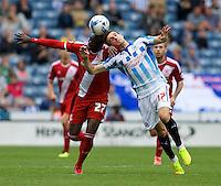 Huddersfield v Middlesborough 13.9.14